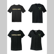 Capital Crew Tri Blend Shirts