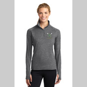 Capital Crew Ladies 1/4 Zip Pullover